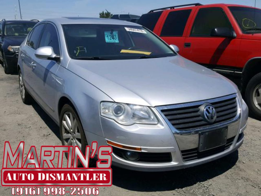2010 VOLKSWAGEN PASSAT KOMFORT (FOR PARTS)