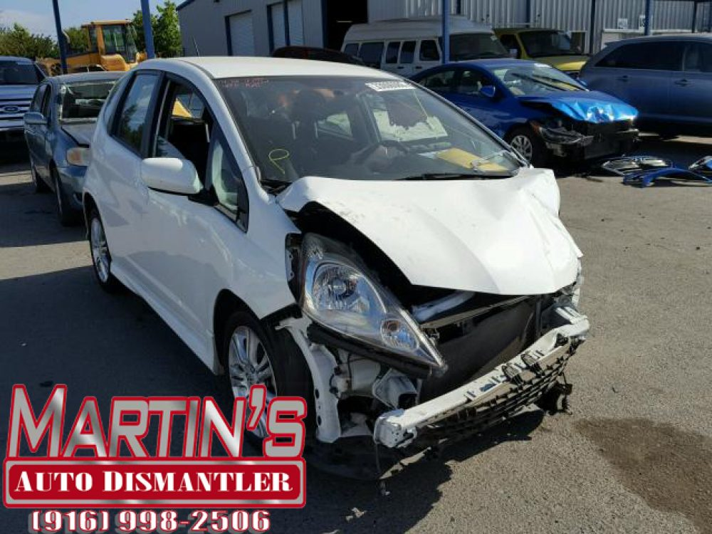 2010 Honda Fit Sport (FOR PARTS)