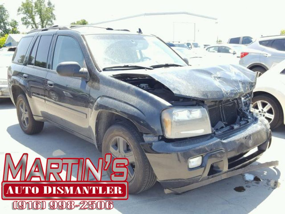 2006 Chevrolet Trailblazer LS (FOR PARTS)