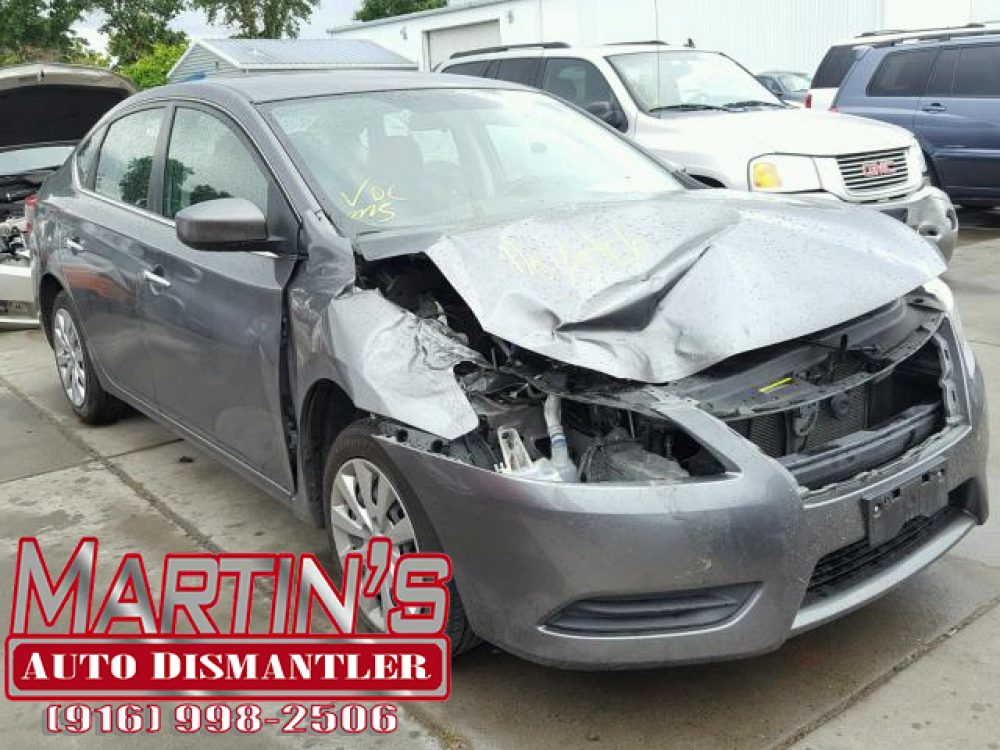 2015 Nissan Sentra S (FOR PARTS)