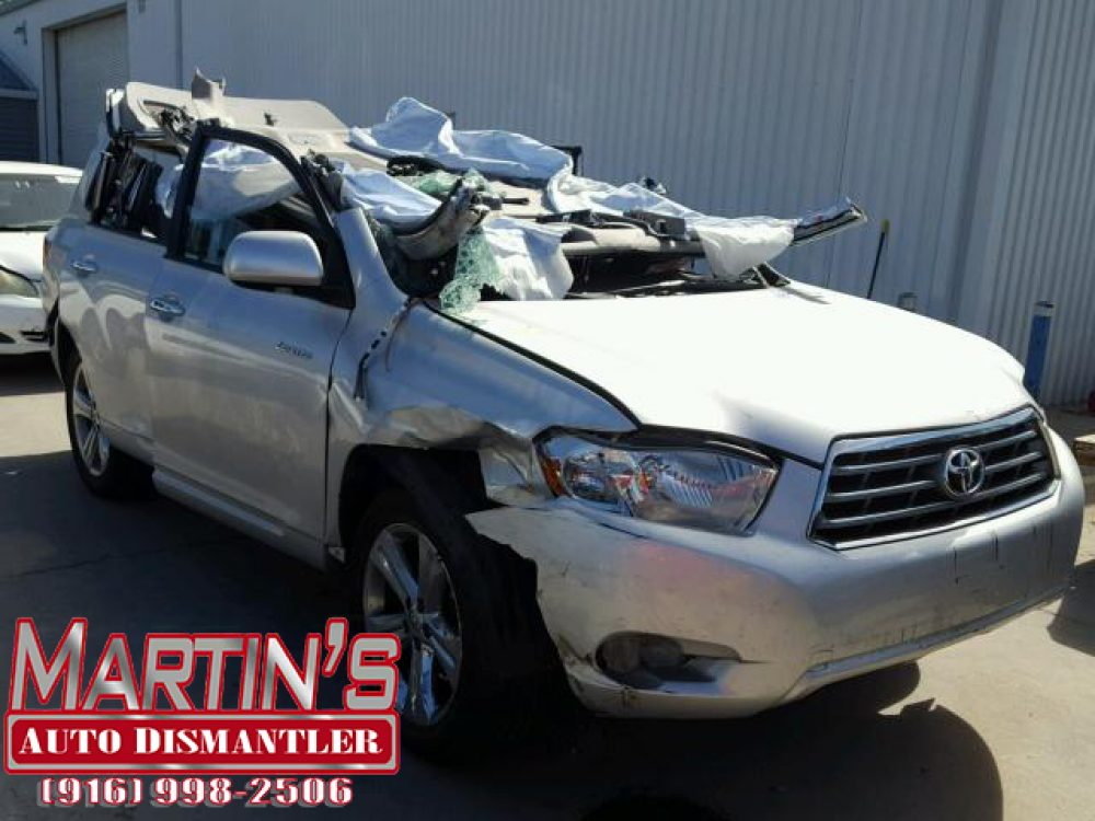 2010 TOYOTA HIGHLANDER LIMITED (FOR PARTS)