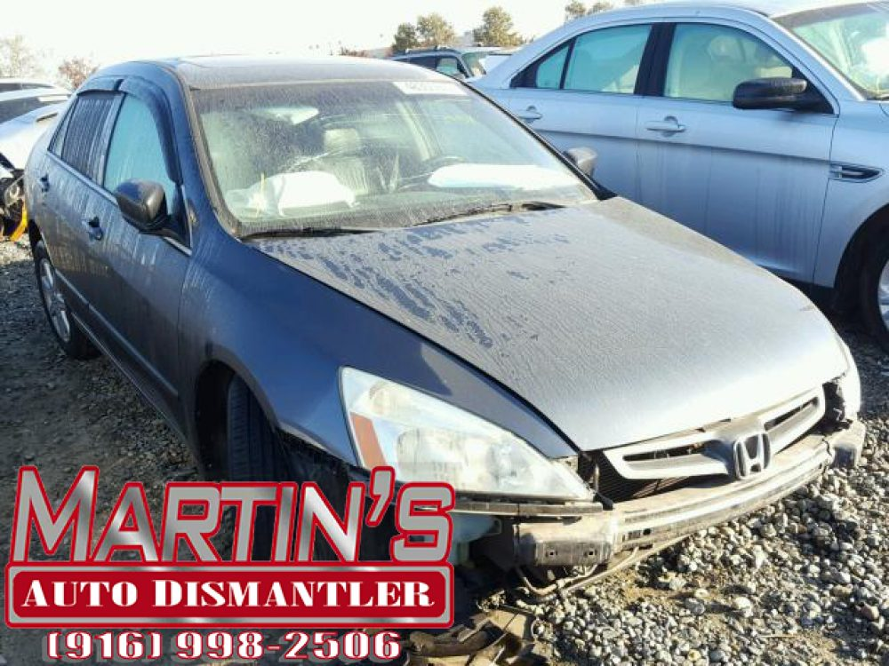 2003 Honda Accord EX (FOR PARTS)