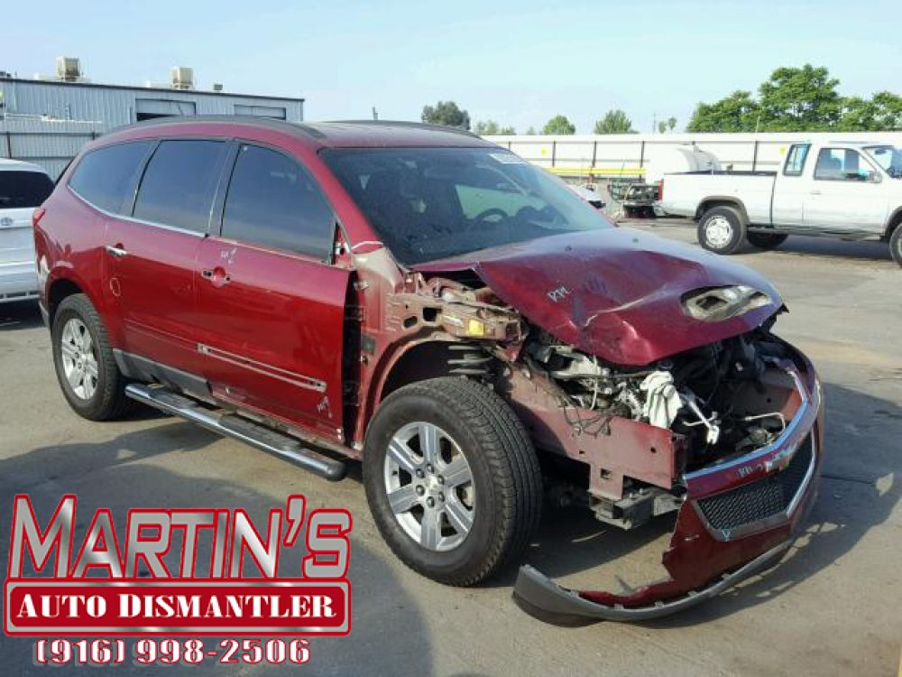 2010 Chevy Traverse LT (FOR PARTS)