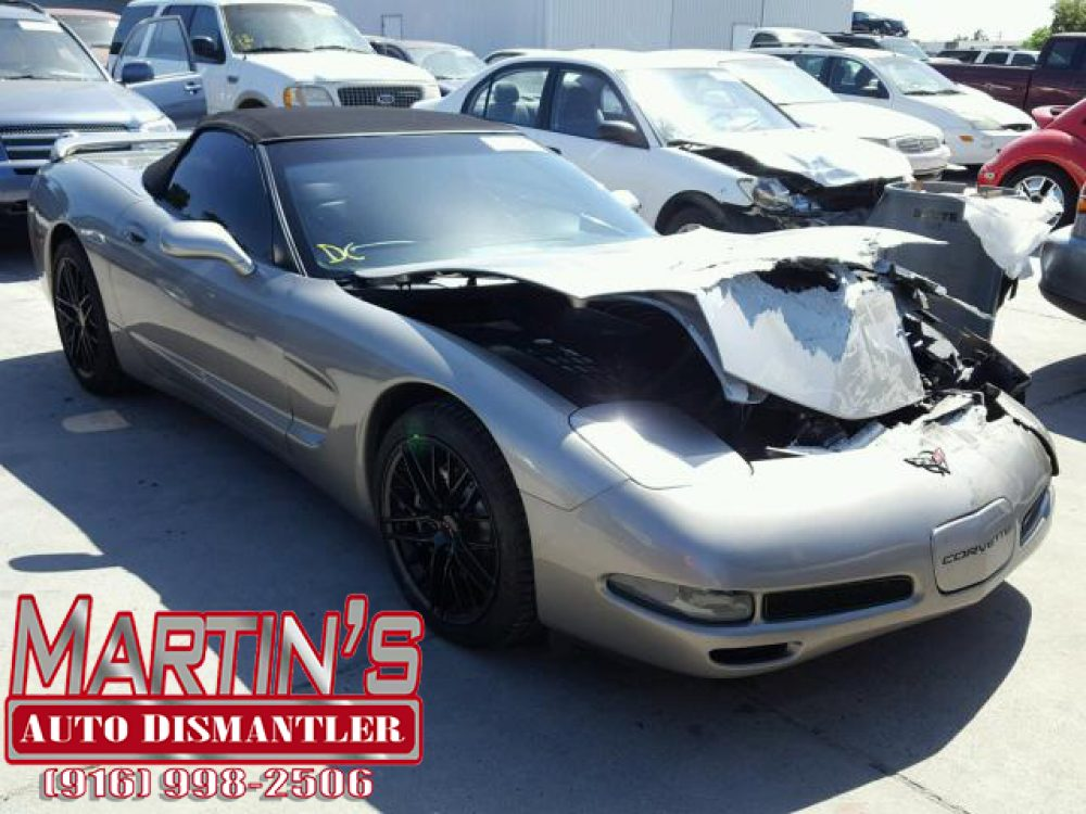 1998 Chevy Corvette (FOR PARTS)