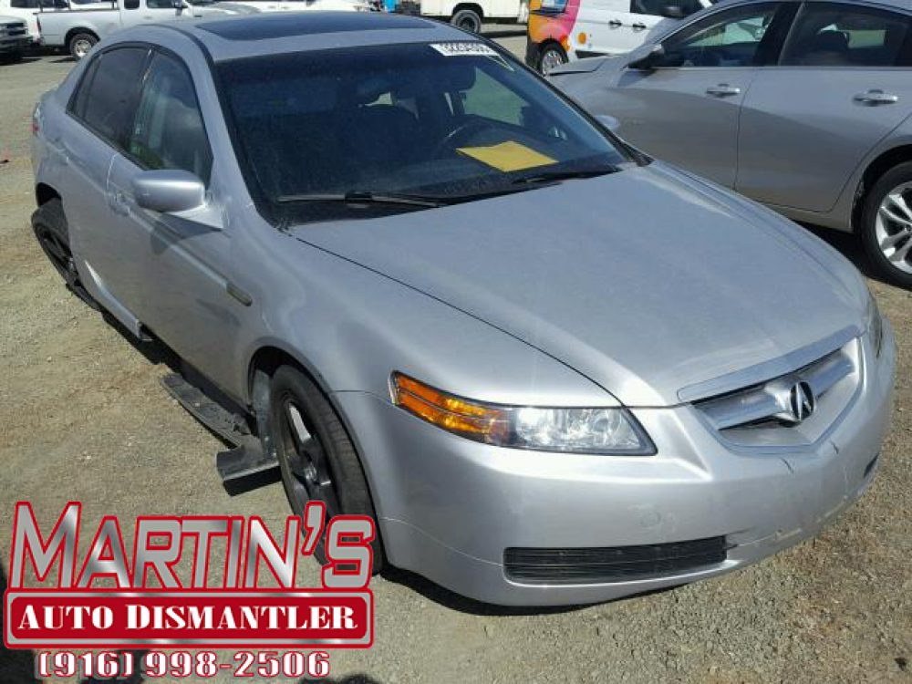 2005 Acura TL (FOR PARTS)