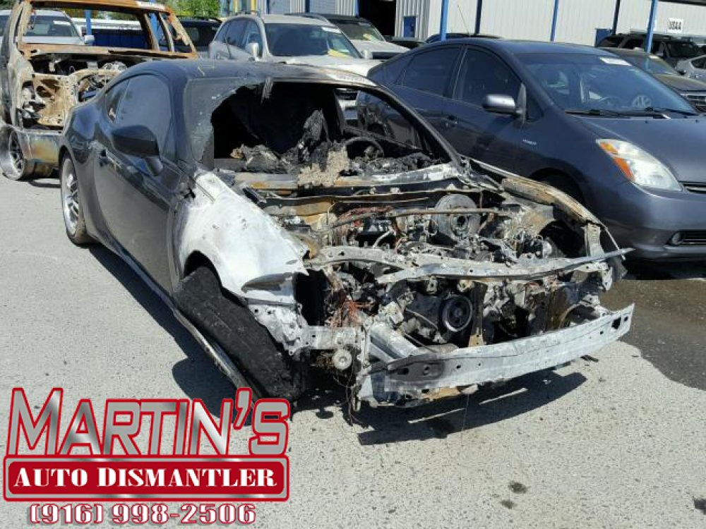2013 Toyota Scion FR-S (FOR PARTS)