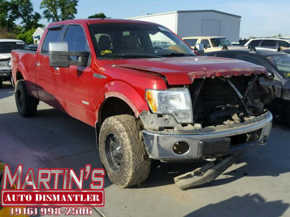 2011 Ford F150 SuperScrew (FOR PARTS)