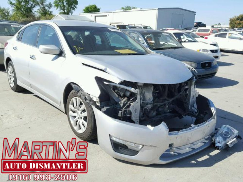 2013 Nissan Altima 2.5 (FOR PARTS)