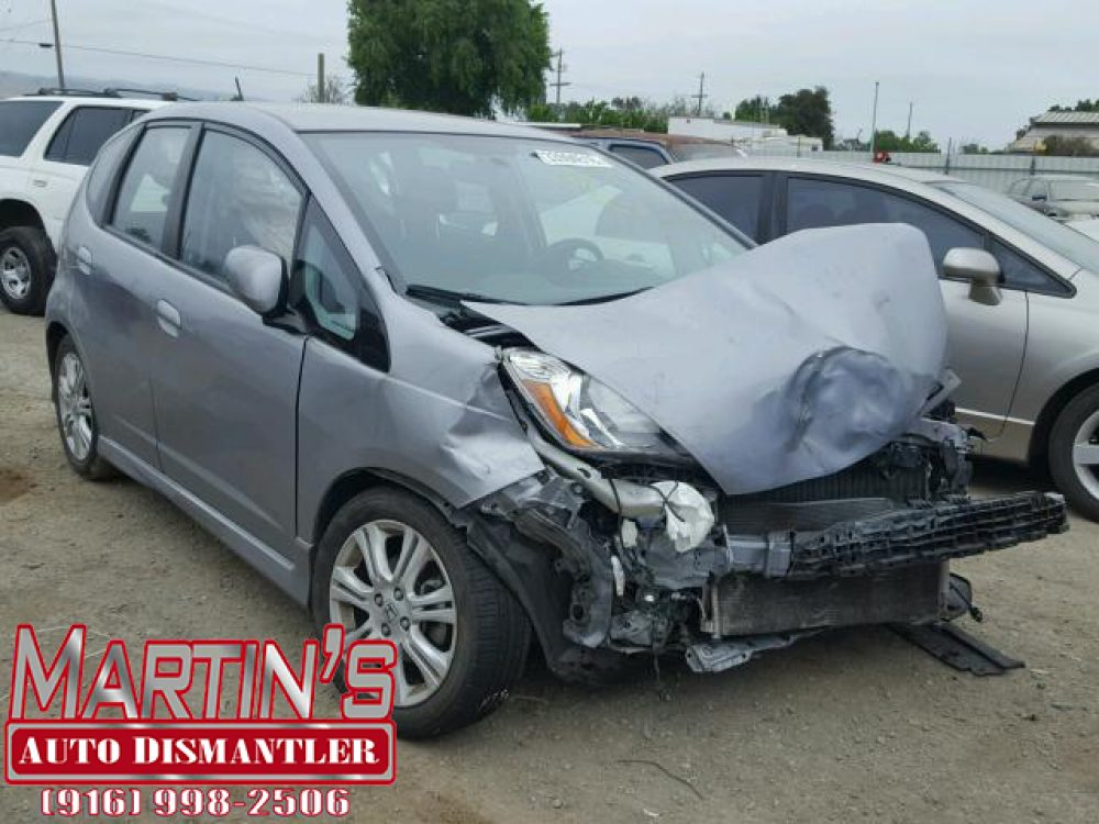 2009 Honda Fit Sport  (FOR PARTS)