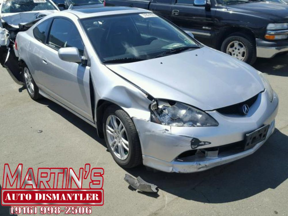 2006 Acura RSX  (FOR PARTS)