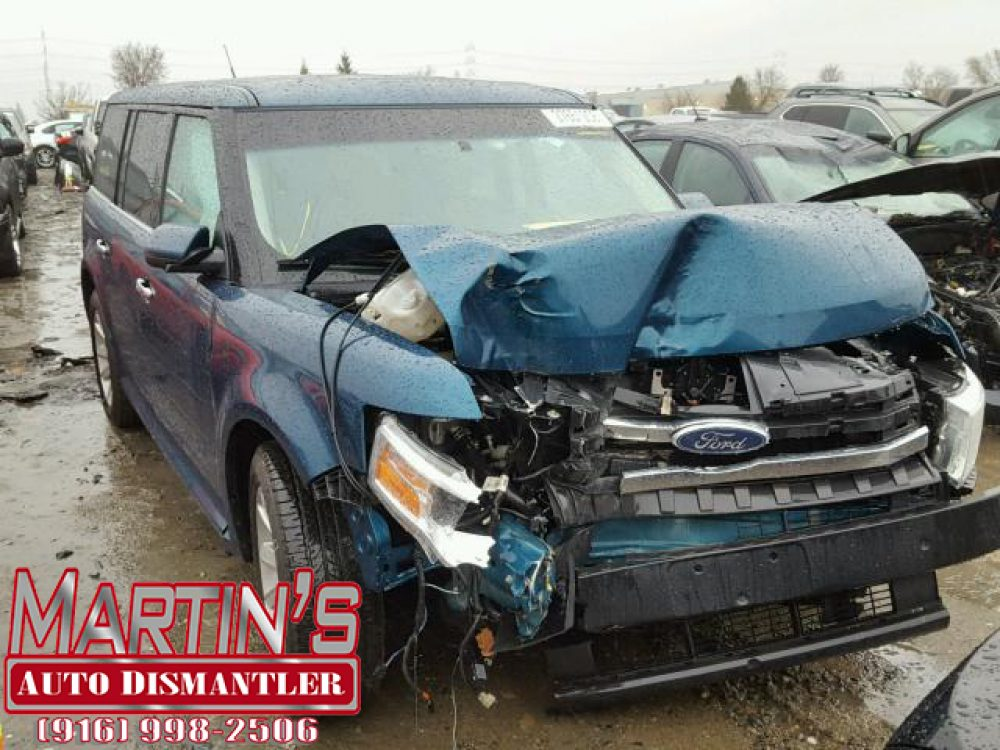2011 Ford Flex SEL  (FOR PARTS)