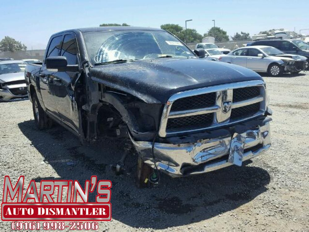 2009 Dodge Ram 1500  (FOR PARTS)