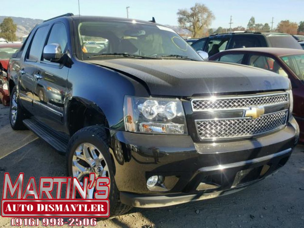 2009 Chevy Avalanche (FOR PARTS)