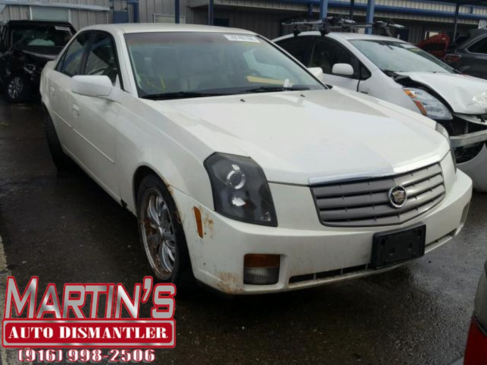 2005 Cadillac CTS (FOR PARTS)