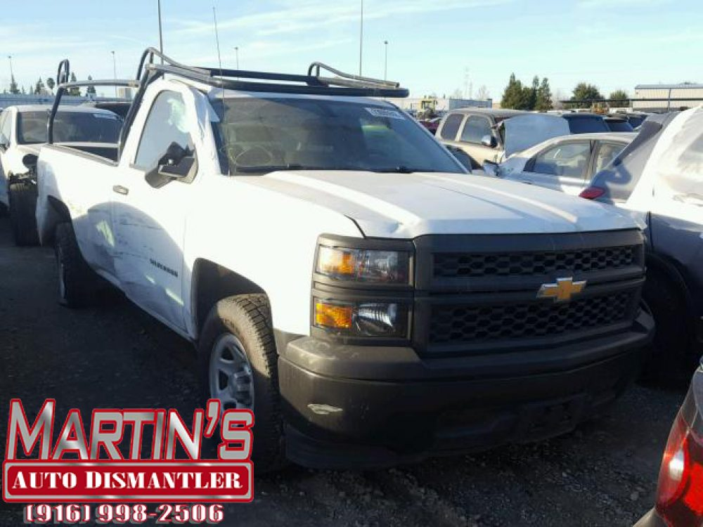 2015 Chevy Silverado (FOR PARTS)
