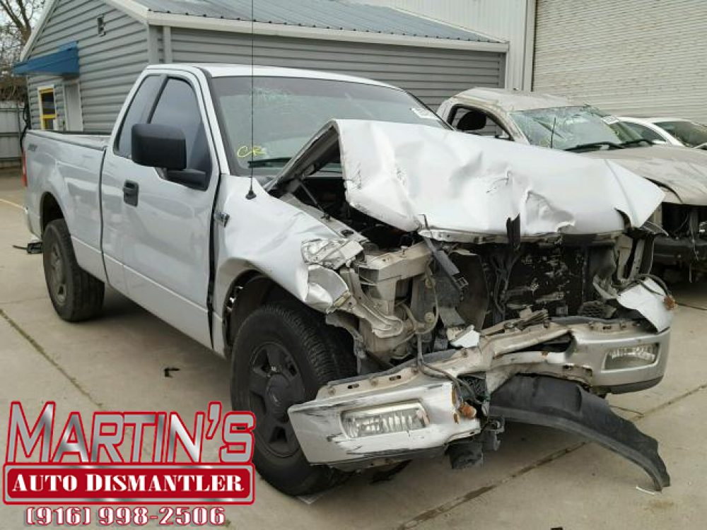 2004 Ford F150 (FOR PARTS)
