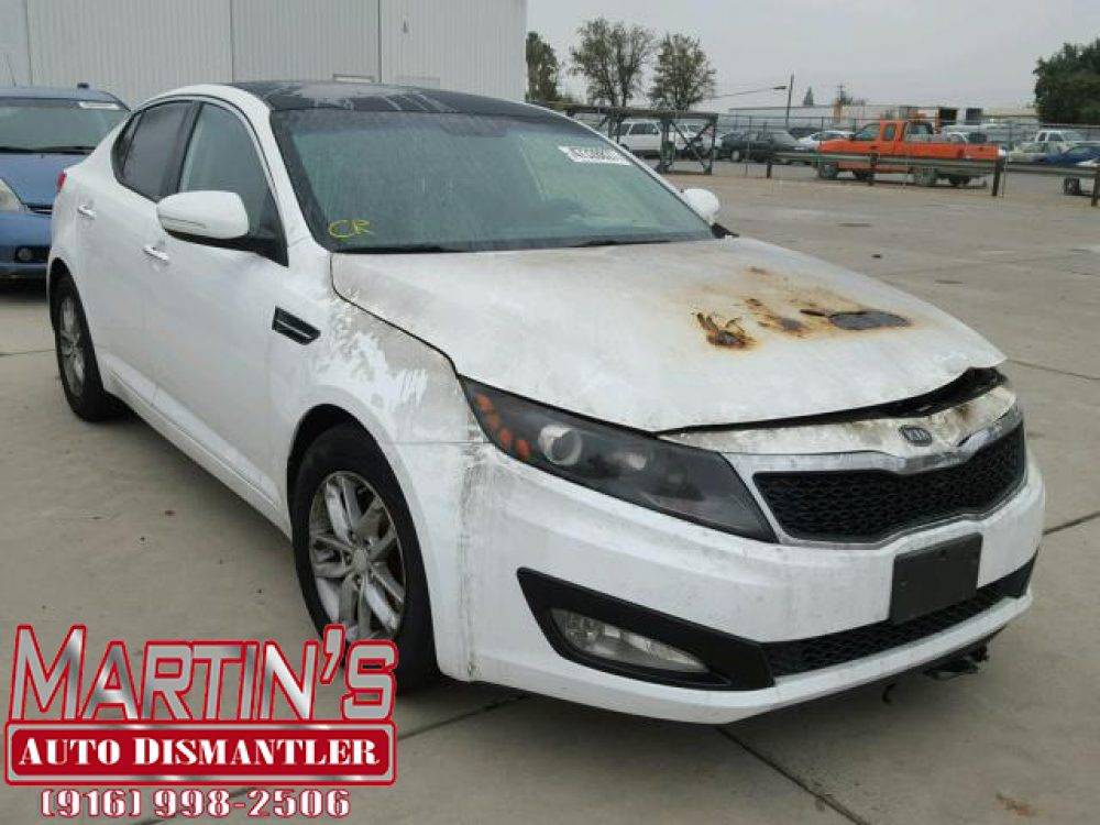 2012 Kia Optima LX (FOR PARTS)