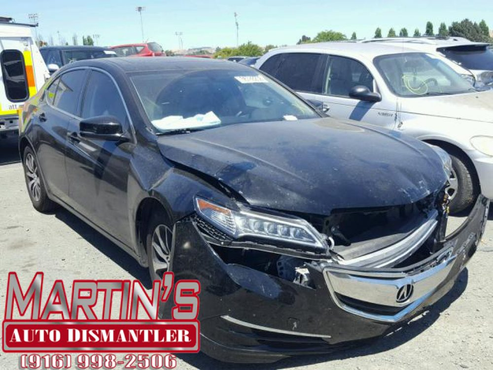 Acura TLX FOR PARTS Martins Auto Dismantler - 2018 acura tl parts