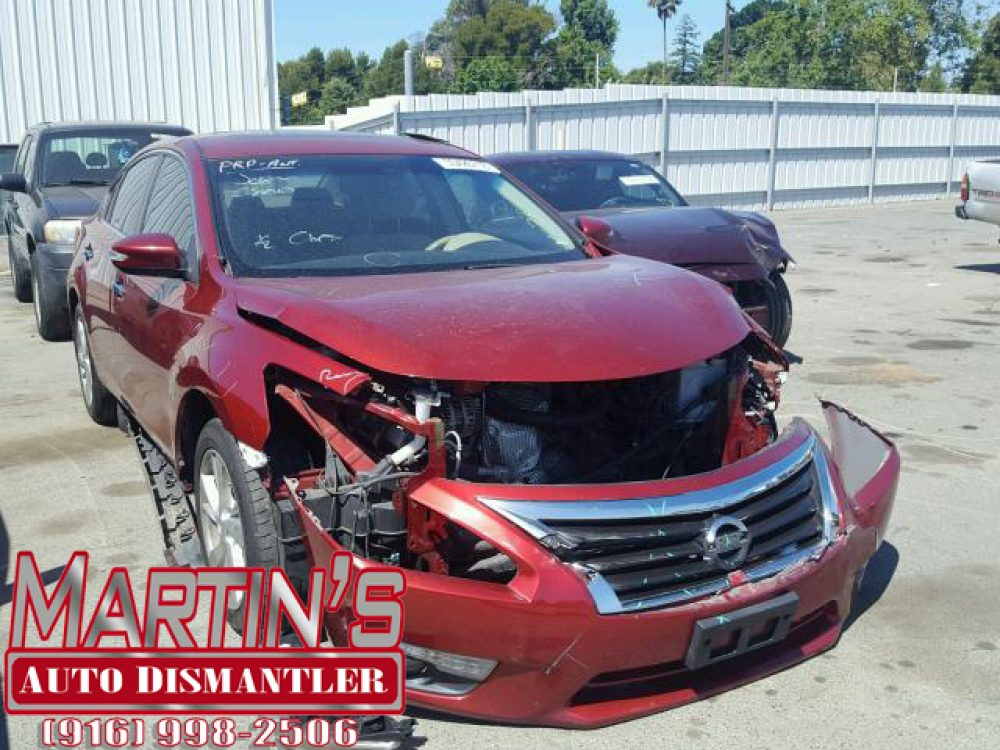 2013 Nissan Altima (For Parts)