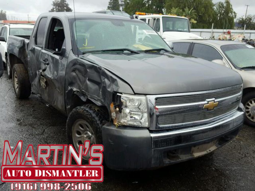 2011 Chevy Silverado k1500 LS (For Parts)