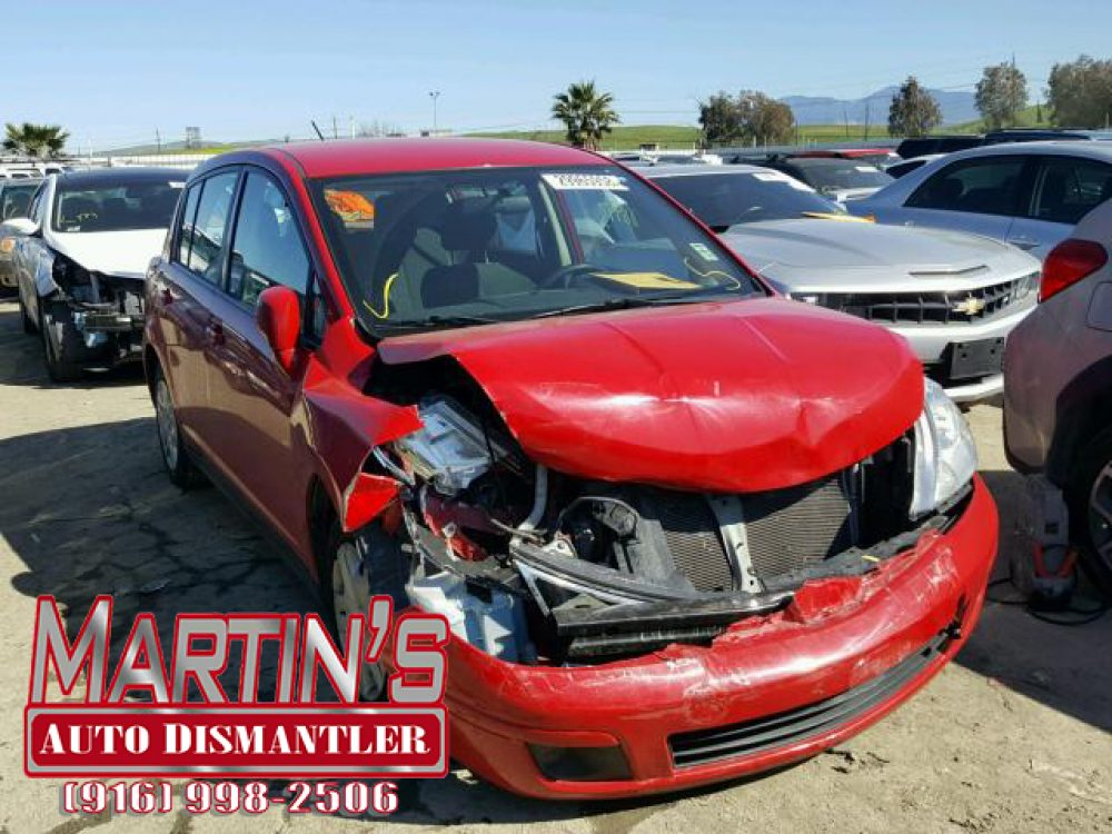 2012 Nissan Versa S (FOR PARTS)
