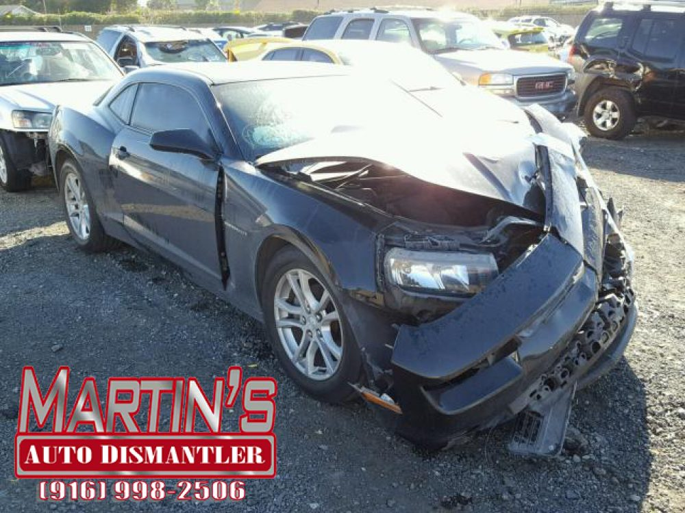 2014 Chevy Camaro LS (FOR PARTS)