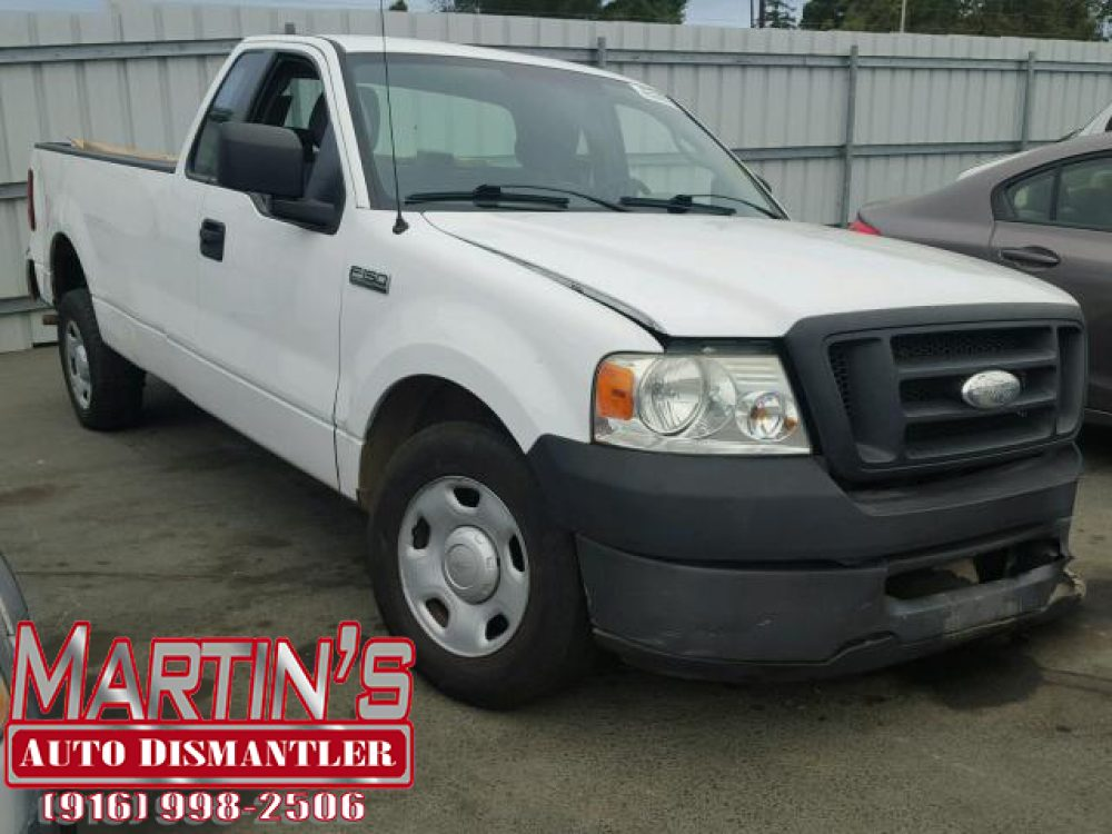 2007 Ford f-150  (FOR PARTS)