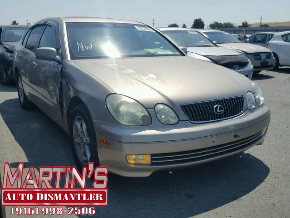 2001 Lexus GS 430 (FOR PARTS)