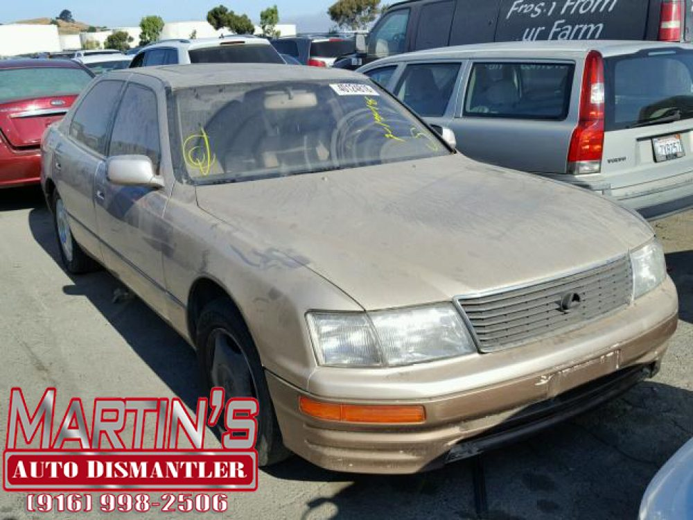 1995 Lexus LS 400 (FOR PARTS)