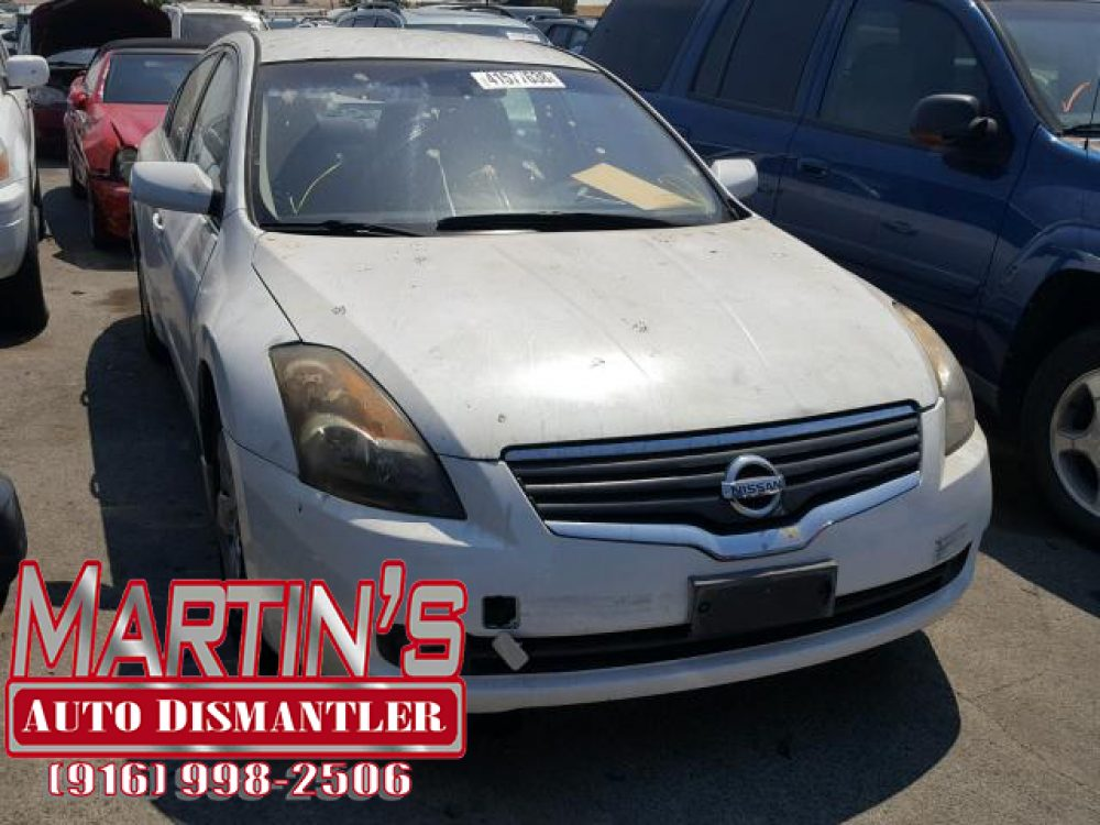 2007 Nissan Altima 2.5 (FOR PARTS)