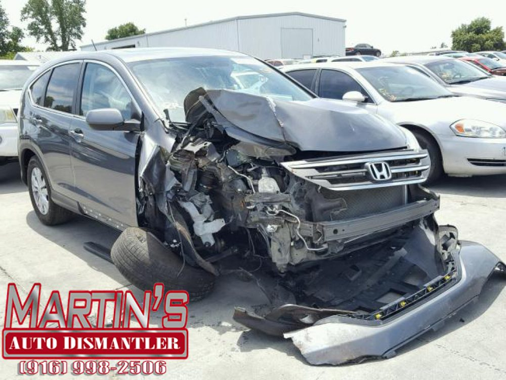 2014 HONDA CR-V EX  (FOR PARTS)