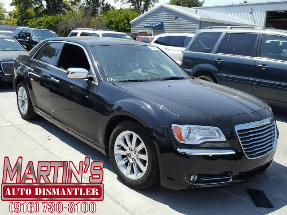 2012 Chrysler 300 Limited (FOR PARTS)