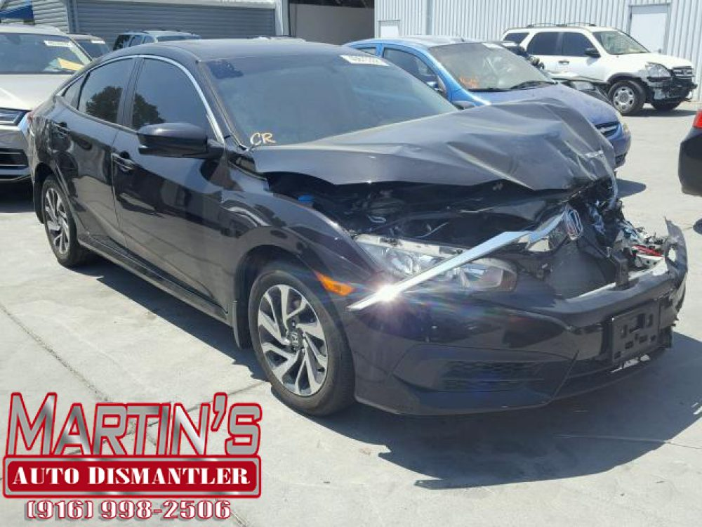 2016 Honda Civic EX  (FOR PARTS)