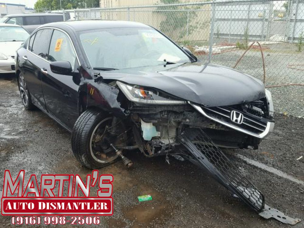 2014 Honda Accord Sport  (FOR PARTS)