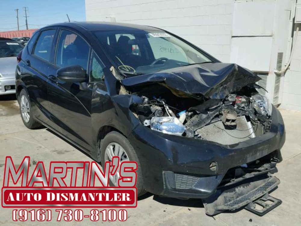 2015 Honda Fit LX (FOR PARTS)