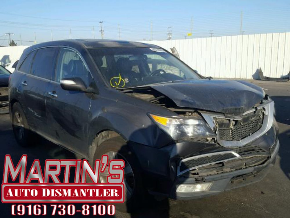 2011 Acura MDX Technology (FOR PARTS)