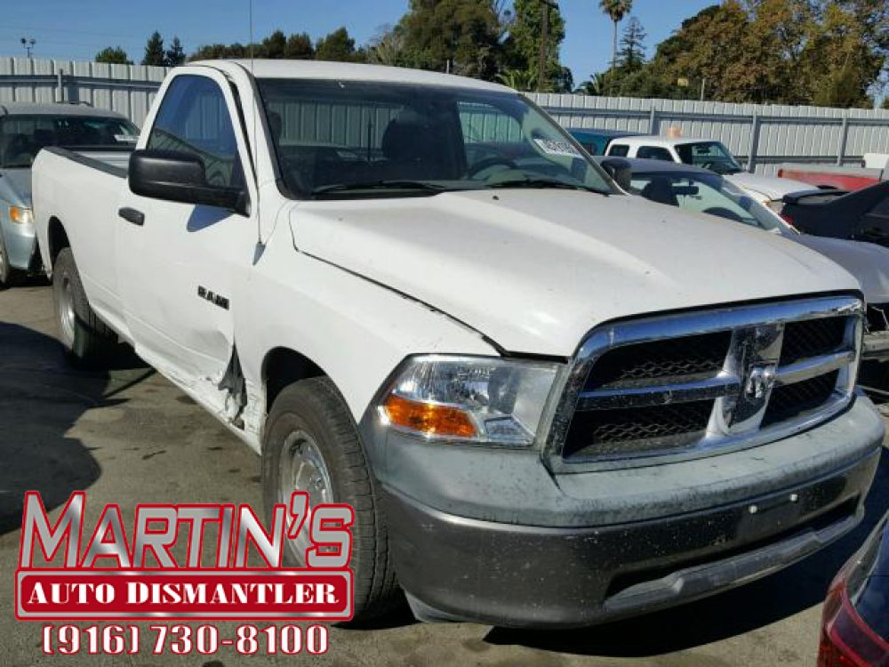 2010 Dodge RAM 1500 (FOR PARTS)