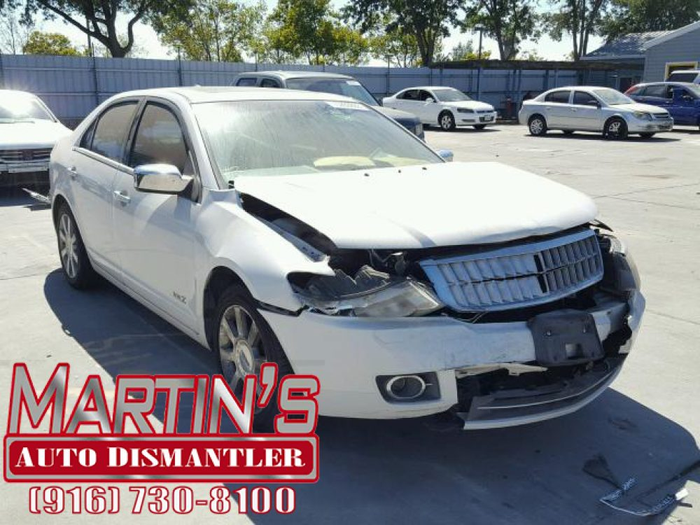 2008 Lincoln MKZ (FOR PARTS)