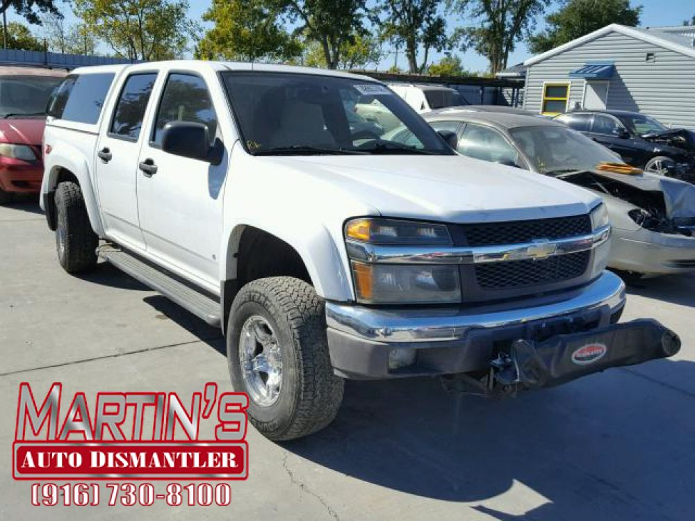 2006 Chevrolet Colorado  (FOR PARTS)