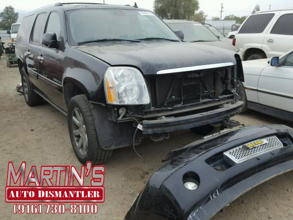 2007 GMC Yukon XL Denali (FOR PARTS)