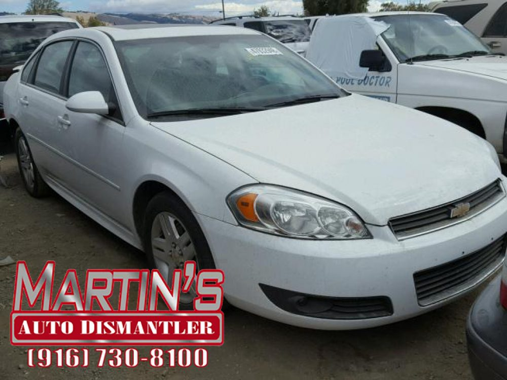 2011 Chevrolet Impala LT (FOR PARTS)