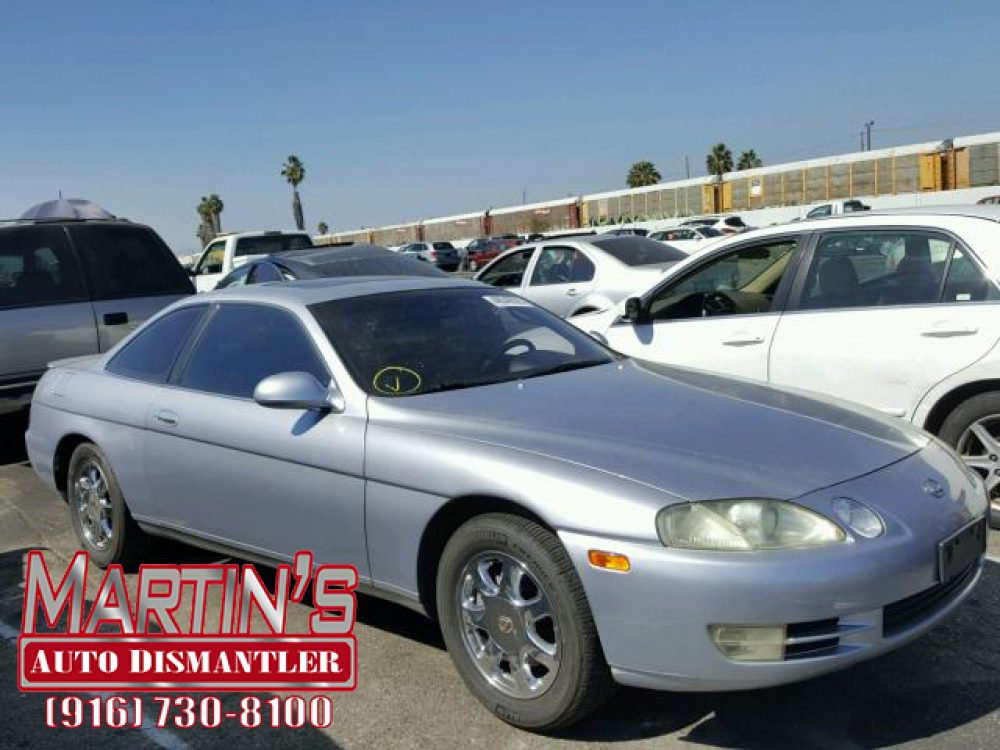 1995 Lexus SC 400   (FOR PARTS)