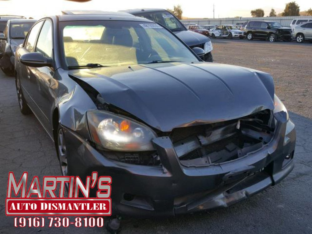 2006 Nissan Altima SE  (FOR PARTS)