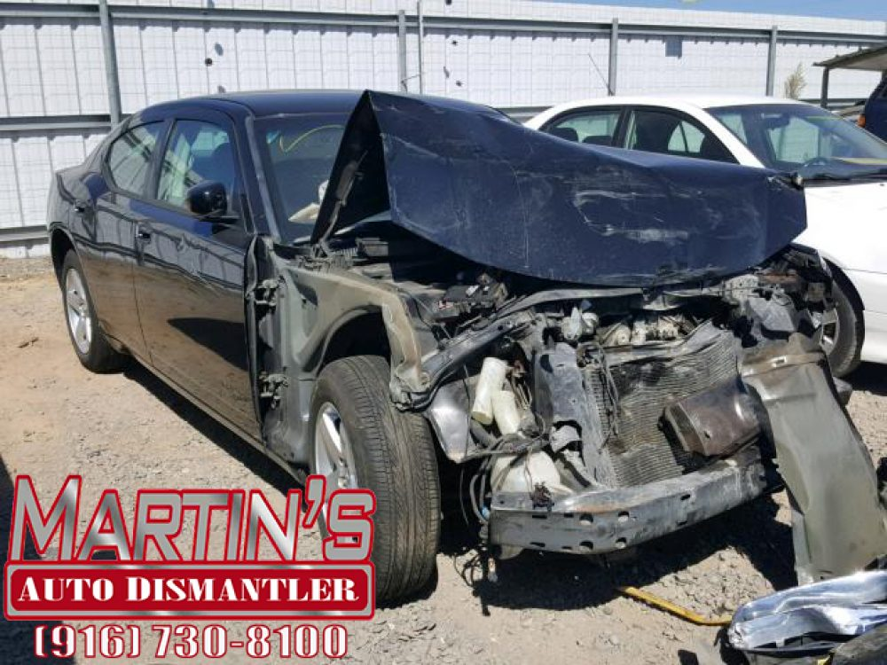 2010 Dodge Charger (FOR PARTS)