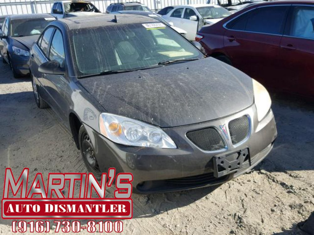2007 Pontiac G6 GT (FOR PARTS)