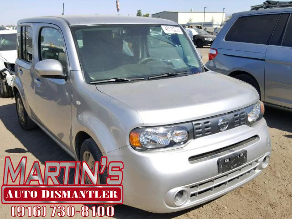 2009 Nissan Cube Base (FOR PARTS)