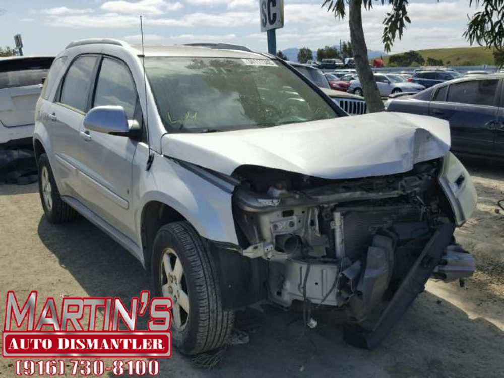 2006 Chevrolet Equinox LT (FOR PARTS)