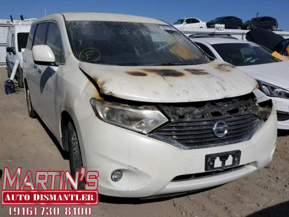 2011 Nissan Quest S (FOR PARTS)