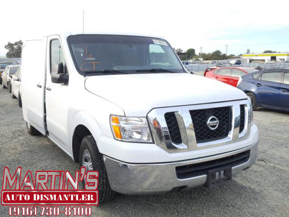 2013 Nissan NV 1500 (FOR PARTS)