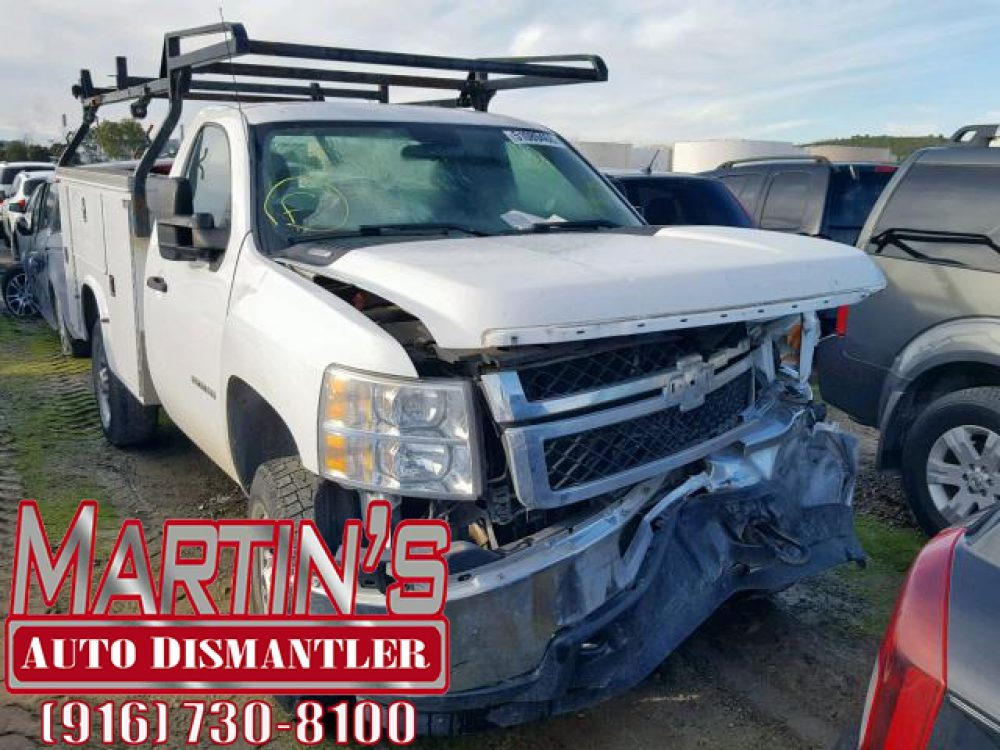 2011 Chevy Silverado c2500 (FOR PARTS)